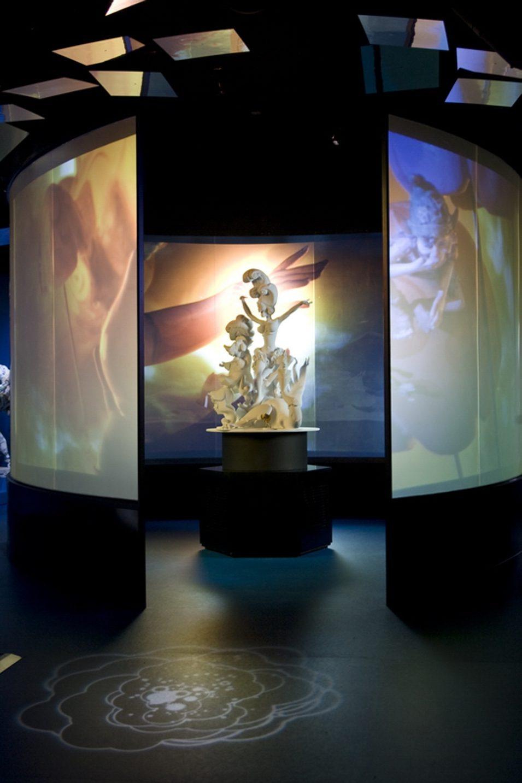 Museo fallero gand a vancram - Iluminacion gandia ...