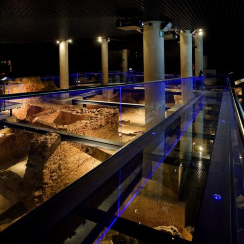 Enhancement of the Phoenician-Roman Archaeological site Gadir – Cadiz