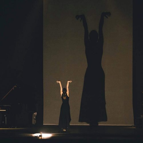 """Los pasos perdidos"" premiere at the XX Jerez Festival"