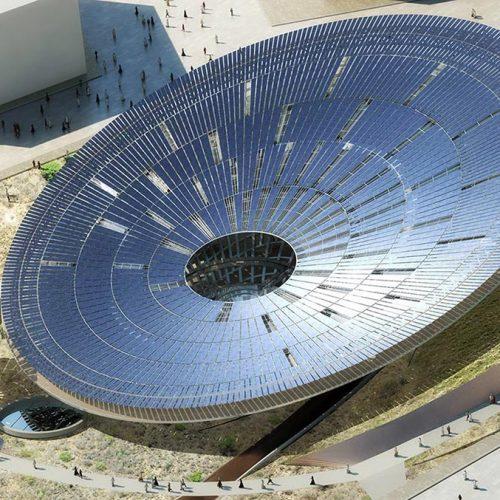 Sustainability Pavilion – Dubai Expo 2020