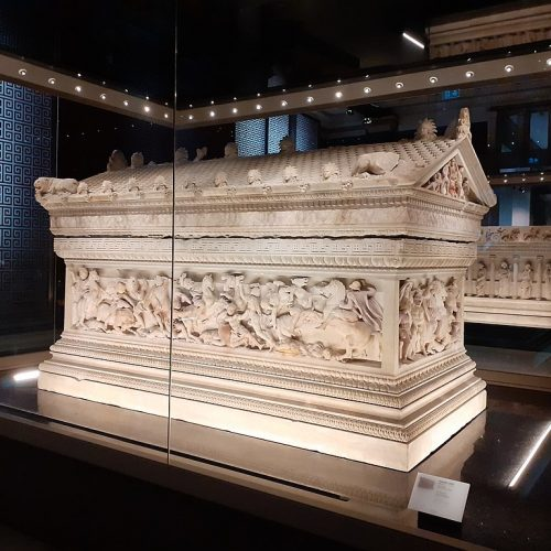 Archaeological National Museum – Inauguration phase I – Istanbul