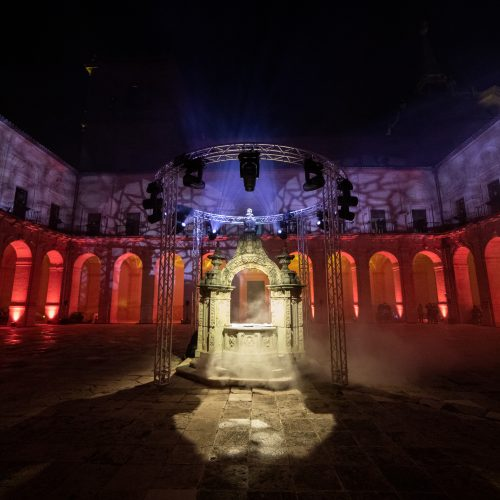 MDU RE_NACIMIENTO Opening show – Monastery of Uclés – Cuenca